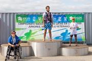 João Fernandes da APPACDM de Viana do Castelo e Atleta do Darque Kayak Clube é o novo Campeão Nacional de Paracanoagem KS1